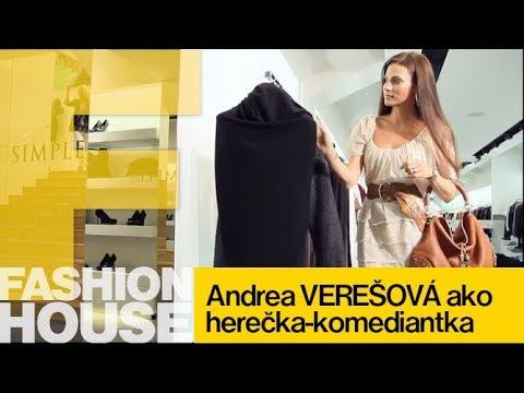 ANDREA Verešová mala byť herečka  komediantka