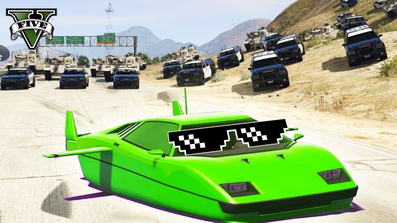 GTA 5 Thug Life   Баги, Приколы, Фейлы, Трюки, Эпичные Моменты #99