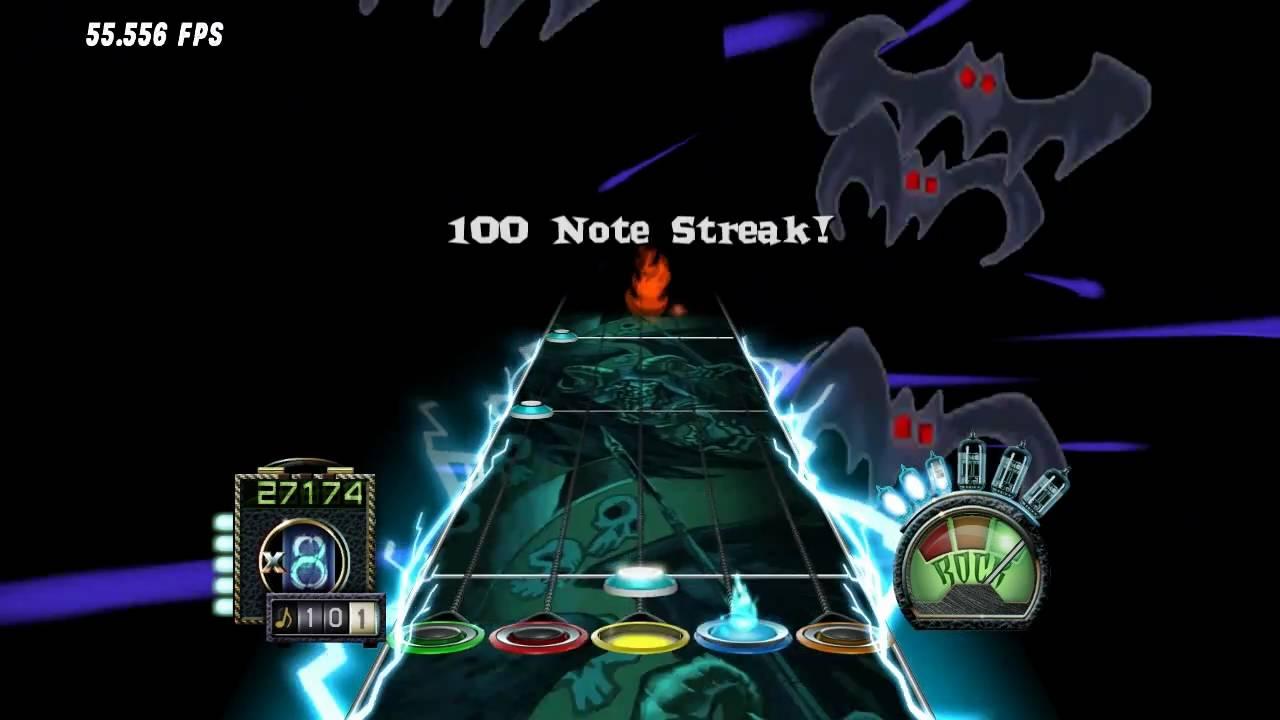 720p hd crimzonae 39 s pokemon medley guitar hero 3 customs youtube - Guitar hero 3 hd ...