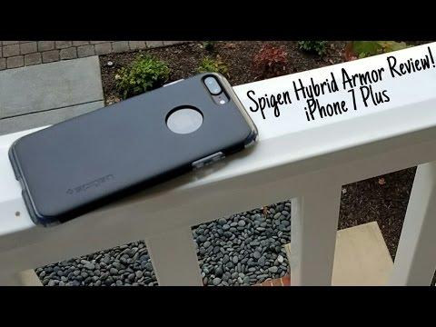 competitive price 5a8d1 9d639 iPhone 7 Plus Spigen Hybrid Armor