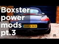 How to make a Boxster faster *More HP!* pt.3 | Road & Race S02E35