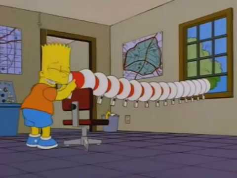 Download The Simpsons - Bart's Megaphone Testing, Extended