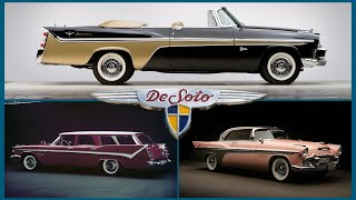 History of DeSoto & Why the Brand Was Cancelled (1928-1961) - Rise, Fall, & Death