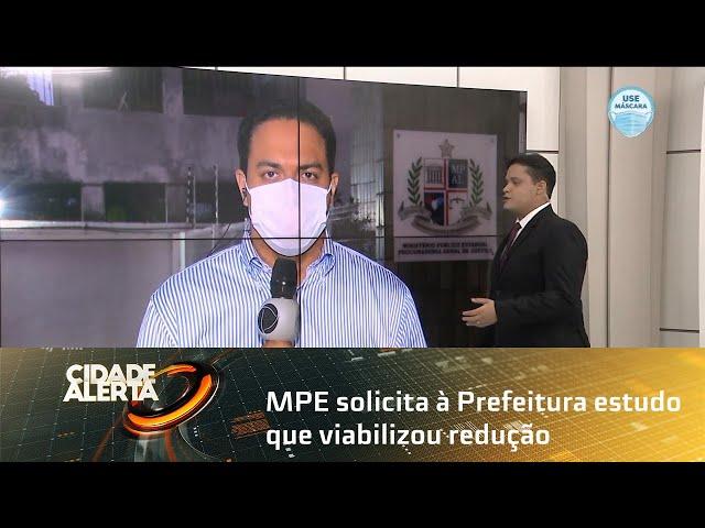 MPE solicita à Prefeitura estudo que viabilizou redução das passagens em Maceió