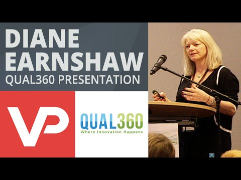 Qual 360 Europe Talk | Diane Earnshaw | Using Video To Bring Research To Life