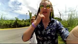 Occidental Punta Cana// Доминикана 2017// Упал катамаран в океане