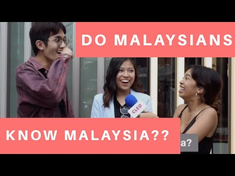 How Well Do Malaysians Know Their Country?? | CLEO Chats | CLEO Malaysia