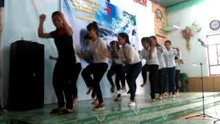 Nhảy.. Chỉ có chúa..!!!