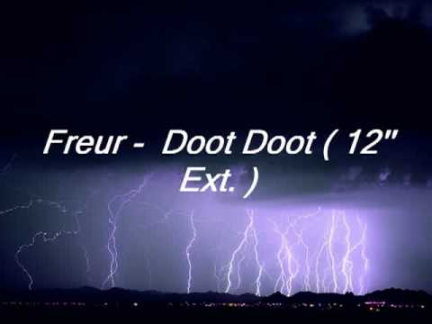 Freur -  Doot Doot ( 12'' Ext. )