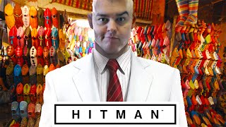 Fabulous Hitman At The Market