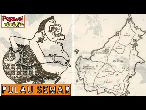 TERUNGKAP! Inilah Cerita Sejarah Terciptanya Nama Pulau Kalimantan Dan Borneo #PJalanan