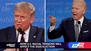 Special Coverage of the 2020 Presidential Election: Justice