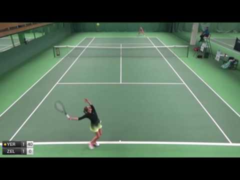 Yerolymos Margot v Zeleva Valeriya - 2016 ITF Helsinki