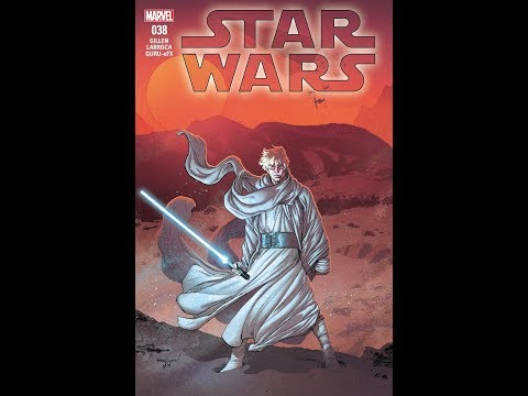 The Ashes of Jedha  Part I - Star Wars #38   [2017]