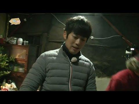 HOT 사남일녀 - 김민종-김재원, 첫날부터 부엌에서 티격태격 '신경전' ..왜? 20140103