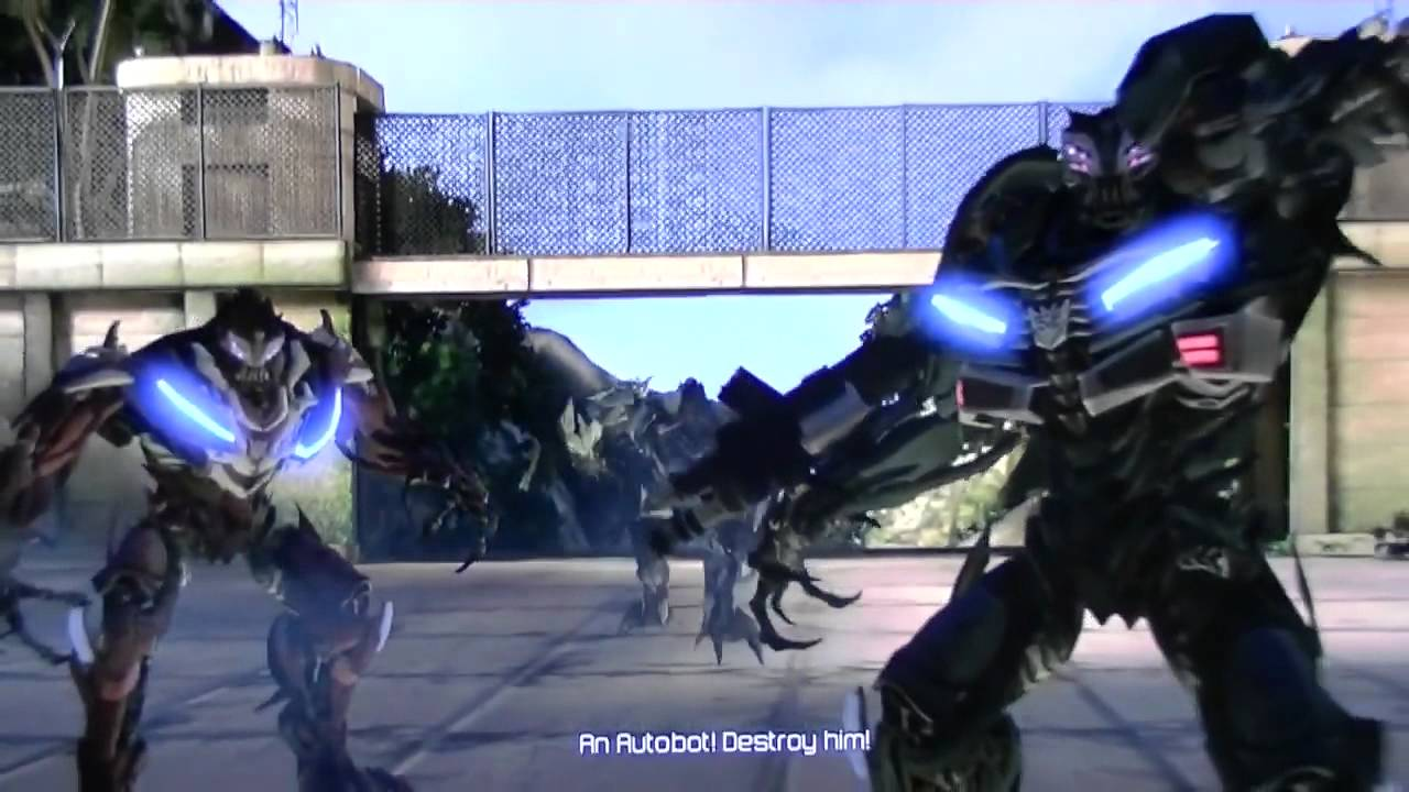 Transformers: Dark of the Moon (video game) - Wikipedia