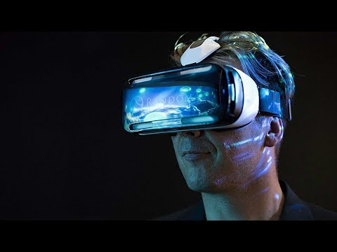 Mark Pesce - Virtual Reality From 1990 to 2040