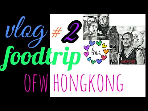 Foodtrip in hongkong daily vlog