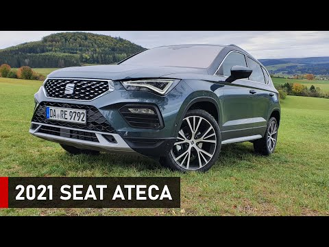 Der Neue 2021 Seat Ateca Xperience 4x4 - Review, Fahrbericht, Test