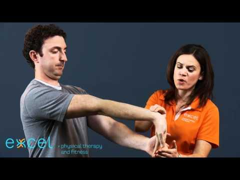 7. Wrist Flexor Stretch