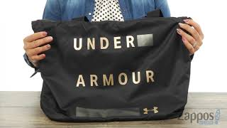 2d7cbc49bc27 Under Armour UA Favorite Graphic Tote SKU  8973163