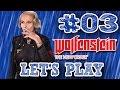 Let's Play - Wolfenstein: The New Order - Part 3: Secret Passages