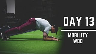 Day 13: Mobility WOD Shoulder - 30 Days of Strength Training (MIND PUMP)