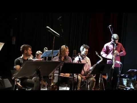 Les Rugissants - Arrossendo Instrumental (@ Studio Raspail)
