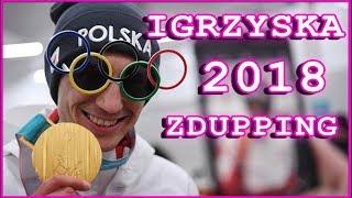 IGRZYSKA OLIMPIJSKIE 2018 - ZDUPPING