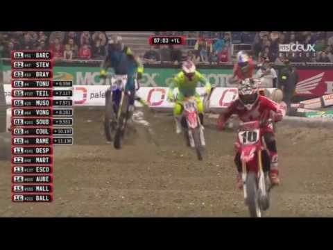 Supercross Genève 2016 - Finale du Vendredi HD EPIC BATTLE