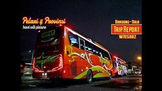 Mencoba Jalur Lika Liku Trip Report Sugeng Rahayu W7258UZ Hino RK8 R260 AirSus Bandung Solo