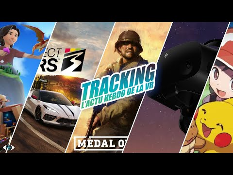 Tracking : L'actu VR #12 : Facebook Connect, Rumeur HP Reverb, Medal of Honor...