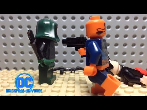 LEGO Green Arrow | Season One | The DCBU