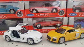 NEW toy Welly Cars cars for children