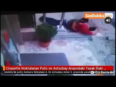 Polis ile astsubay arasında çıkan kavga ölümle bitti..