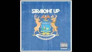 ChrisCo - Straight Up (Feat. Jon Connor & Elzhi) produced by DJ Premier CDQ