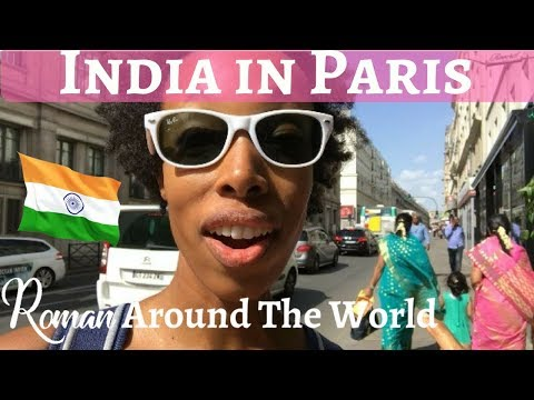 Exploring Little India in Paris France (From Food to Stores)