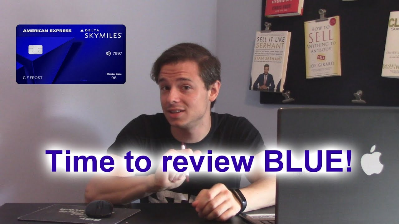 Download Delta Blue credit Card - 60 Second Review