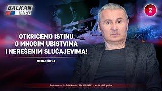 AKTUELNO: Nenad Šipka - Otkrićemo istinu o mnogim ubistvima i nerešenim slučajevima! (19.4.2019)