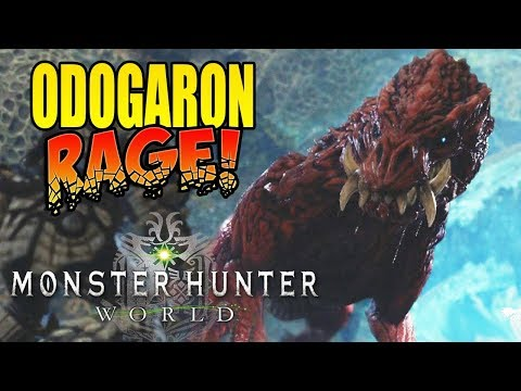ODOGARON RAGING! Monster Hunter World (#16)