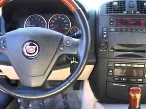 Used 2005 Cadillac Cts 4dr Sdn Rwd 3 6l Greensboro