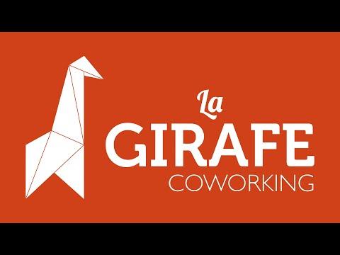 la girafe espace de coworking bordeaux youtube. Black Bedroom Furniture Sets. Home Design Ideas
