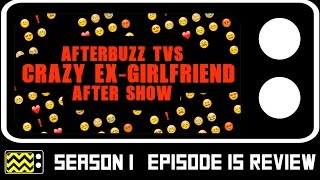 Crazy Ex-Girlfriend Season 1 Episode 15 Review w/ Michael Hyatt | AfterBuzz TV
