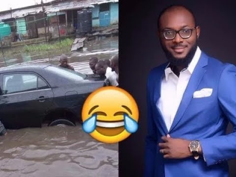 Abuja-based lawyer narrates his experience in Lagos flood