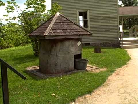 Dresden, Canada - Uncle Tom's Cabin Historical Site.