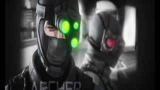 Tom Clancy's Splinter Cell Convictions - Archer vs. Rochos (Parte 1) [Loquendo]