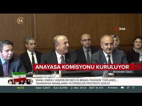 Türkiye, İran ve Rusya Suriye'de siyasi uzlaşı için anlaştı