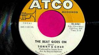 """SONNY & CHER """"THE BEAT GOES ON"""" (1967) ORIGINAL RECORDING"""