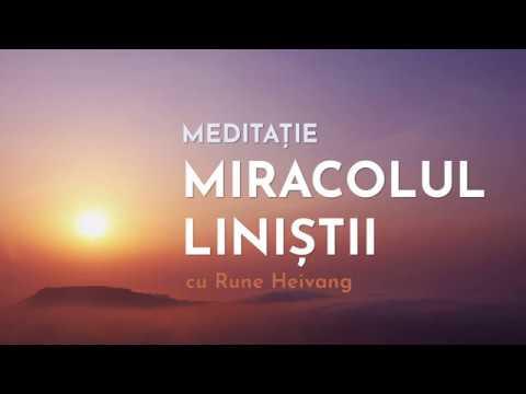 Meditație Ghidată Miracolul Liniștii cu Rune Heivang