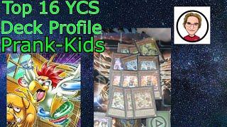 Top 16 YCS Prank-Kids Player Interview - GingerTop Yu-Gi-Oh!